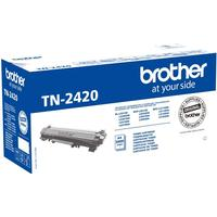 Brother toner TN2420 svart 3000 sidor