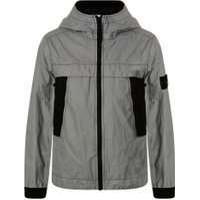 STONE ISLAND Junior Boys Camp Reflective Jacket