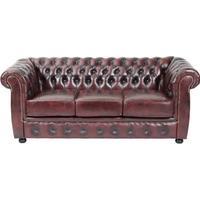 Ellos Chesterfield Sofa 3-pers. London