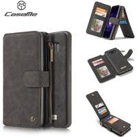 CaseMe Retro Wallet Case (Galaxy S8)