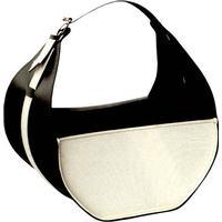 dacarr Brændekurv - Sort/hvid læder