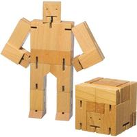 Areaware Cubebot Small legetøj  Puzzle