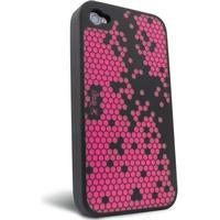 iFrogz iPhone 4 Orbit Prism Case Pink - Utförsäljning! - Pris så långt lagret räcker!