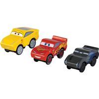 Disney Pixar Cars 3 Piston Cup Figurines 3 Pack