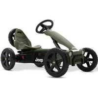 Berg Toys Jeep Adventure Pedal Gokart