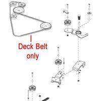 Snapper RPX100 RPX200 RTX300 96cm Deck Belt 1758762YP