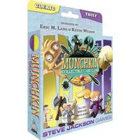 Steve Jackson Games Munchkin Collectible Card Game: Cleric & Thief Starter Set