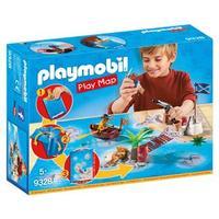 Playmobil Pirate Adventure Play Map 9328