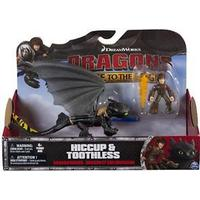 Spin Master Dreamworks Dragons Hiccup & Toothless Dragon Riders
