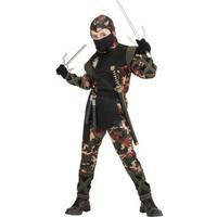 Ninja Soldat Kostume