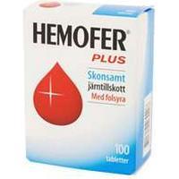 hemofer plus dosering