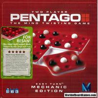 Mindtwister Games Pentago