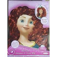 Disney Pincess Peruk, Merida, Jakks Pacific