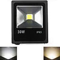 2100-2700 lm LED-projektører 1 leds Højeffekts-LED Varm hvid Kold hvid AC 85-265V