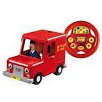 Postman Pat Drive and Steer Pats Van