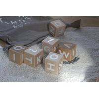 Ooh Noo træklodser med tal og bogstaver