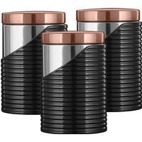 Tower Linear Opbevaringsglas 3 stk