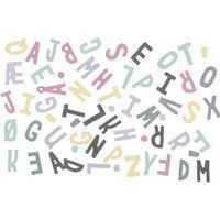 Sebra Magnetic Letters 62 Pieces