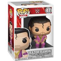 WWE Razor Ramon (Chase mulig) Vinyl Figure 47 Samlefigur Standard