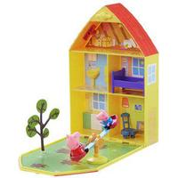 Pet and Country Peppa Pig Home and Garden Playset