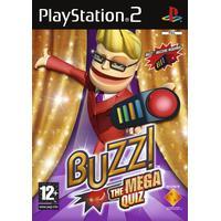 Buzz Mega Quiz (Engelsk)