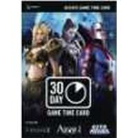 NCsoft 30 Day Time Card