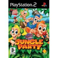 Buzz Junior Jungle Party (Engelsk)