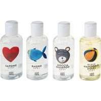 Linea Mamma Baby Pochette: soap, bath wash, shower gel & shampoo and baby oil - 4x100ml