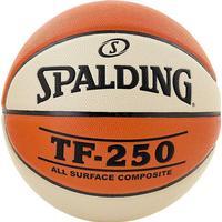 Spalding TF 250 Alle Surface match bolden