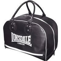 Lonsdale läderlåda väska