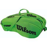 Wilson Team III 6 Packracket väska