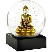 Snowglobe - Gold Buddha