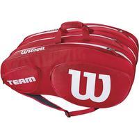 Wilson Team III 12 Pack-racketväska