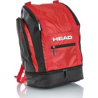 Head Tour Backpack 40 - Svart/Röd - unisex - Utrustning 40L