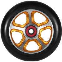 Madd MGP Wheel VX Filth black/orange 110 mm, sparkcykelhjul