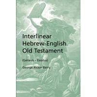 Interlinear Hebrew-english Old Testament Genesis-exodus (Pocket, 2007)