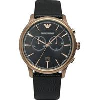 The Watch Cabin Emporio Armani AR1792 Men's Classic Alpha Chronograph Watch