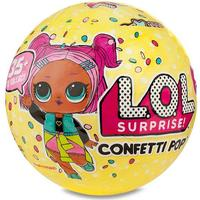 LOL Surprise Confetti Pop Tots Series 3 Doll