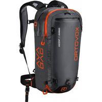 Ortovox Ascent 22 ABS AVABAG, sort