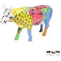 CowParade - Vaca Gironina, Large