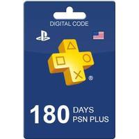 Sony PlayStation Plus - 180 Days