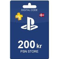 Sony PlayStation Network - 200 KR