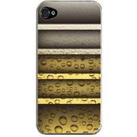 ''Januar udsalg'' Golden Drops - iPhone 5 Cover
