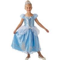 Rubies Frost Elsa Deluxe Klänning Barn - Hitta bästa pris ... 50ac1e4215e9e