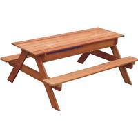 Plum Surfside Træ Sand og Vand Bord Spisebord