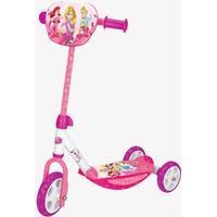 Disney Sparkcykel 3 Hjul Rosa