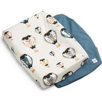 Elodie Details Changing Pad Cover Moon Balloon