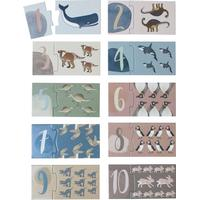 Sebra Zebra Puzzle 10 Pieces