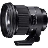 Sigma 105mm F1.4 DG HSM Art for Sony E