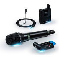 Wireless Mic Set Lavalier AVX-COMBO SET-3-EU